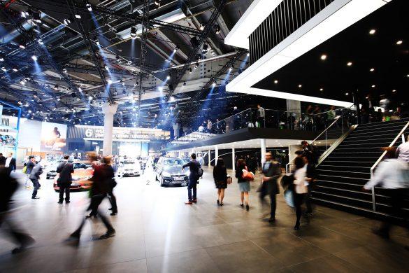Il futuro dell'auto al Salone di Francoforte