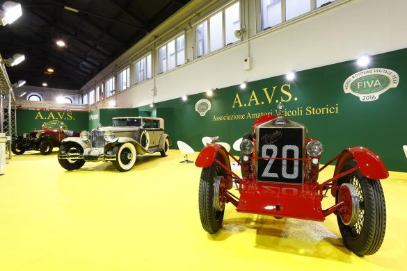 A Padova auto e moto tra passato e futuro