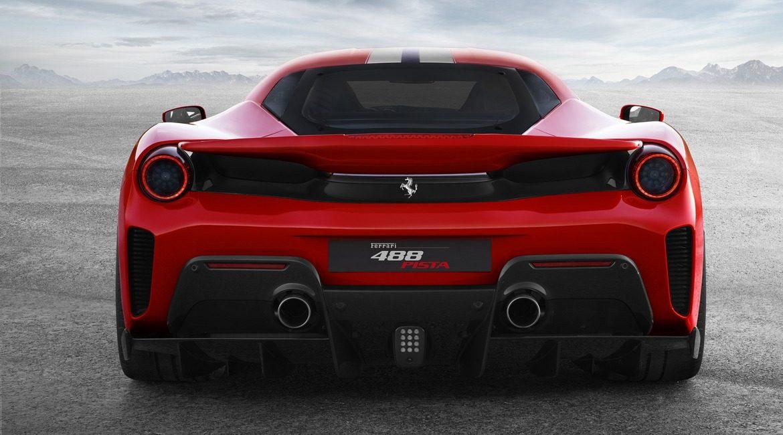 Ferrari 488 Pista: prova a prendermi