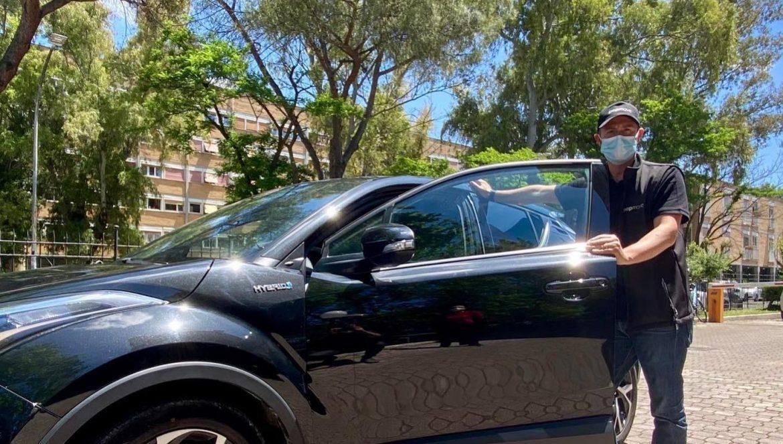 Hurry presenta il nuovo servizio di finanziamento per l'acquisto di un'auto