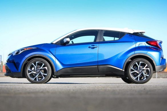 Toyota C-HR Hurry!