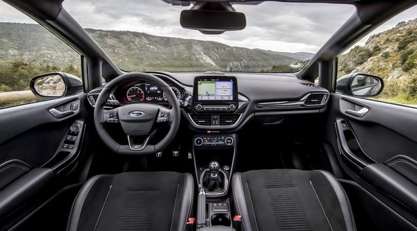 Nuova Ford Fiesta, la più tecnologica di sempre