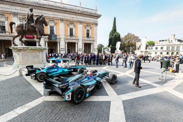 Roma presenta il suo GP di Formula E