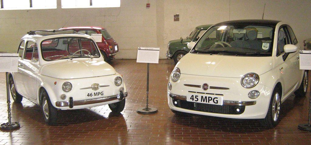 Fiat 500: i sessant'anni di un'icona