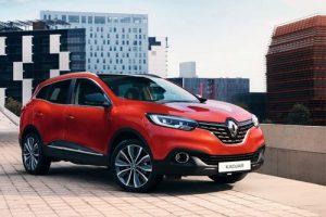 Renault Kadjar noleggio Hurry!