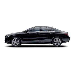 Mercedes CLA su Hurry