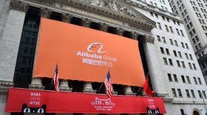 Singles Day record per alibaba