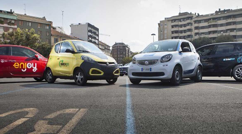 Il Comune di Roma abbatte i canoni per gli operatori di car sharing