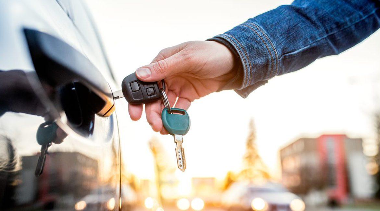 Le novità di Hurry: la preassegnazione di un'auto temporanea