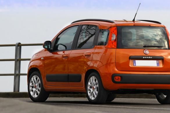 Fiat Panda Hurry