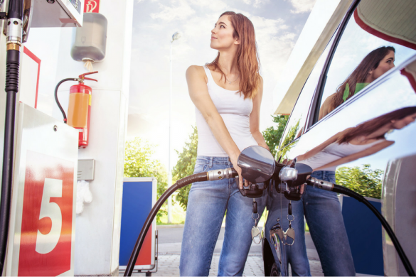 La benzina supera il diesel