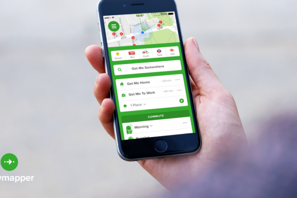 City mapper App