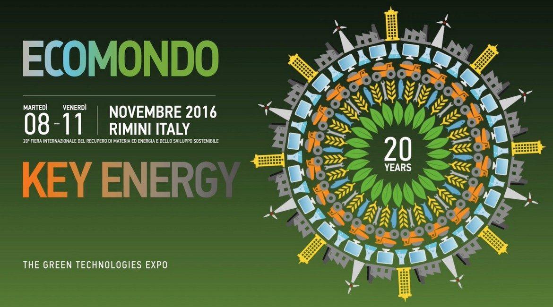 Al via Ecomondo, gli Stati Generali della green economy