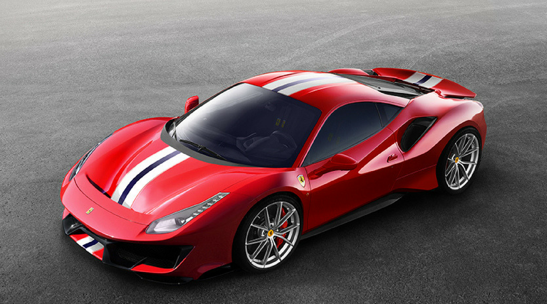Il miglior motore del millennio (fin qui) è Ferrari