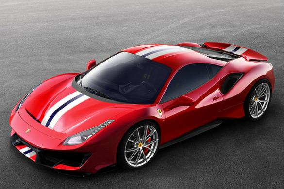 Ferrari motore
