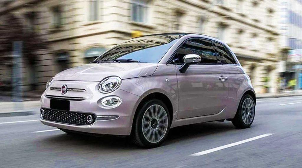 Fiat 500, l'icona italiana diventa ibrida