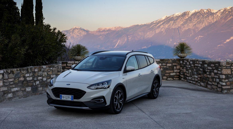 Ford, in arrivo la nuova Focus Active