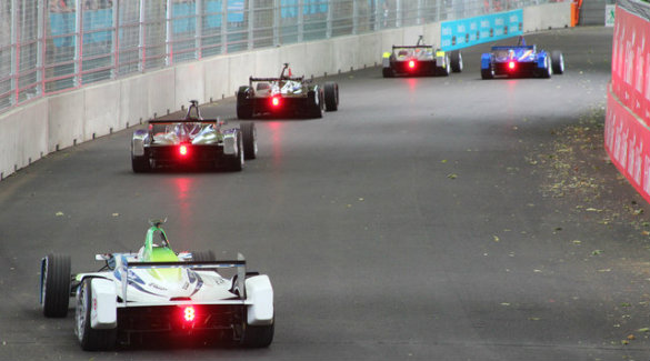 Mercedes sbarca in Formula E