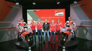 Team Ducati 2018