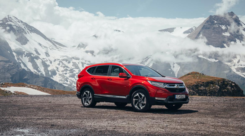 Nuovo CR-V: in arrivo il primo SUV ibrido Honda