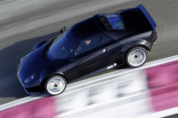 Lancia Stratos: il mito torna in strada