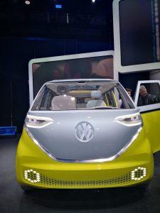 Volkswagen ID al Salone di Ginevra