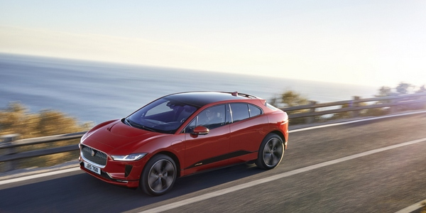 Anteprima I-Pace, la Jaguar 100% elettrica