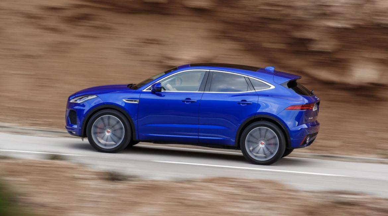 Jaguar E-Pace: SUV di classe, compatto e sportivo