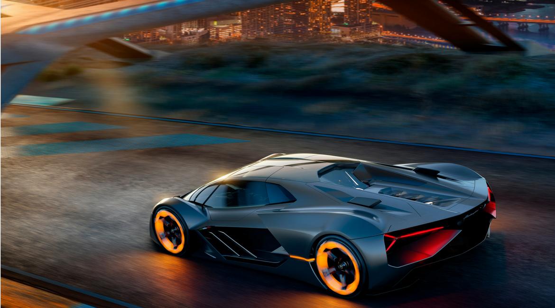 Lamborghini Hurry Magazine