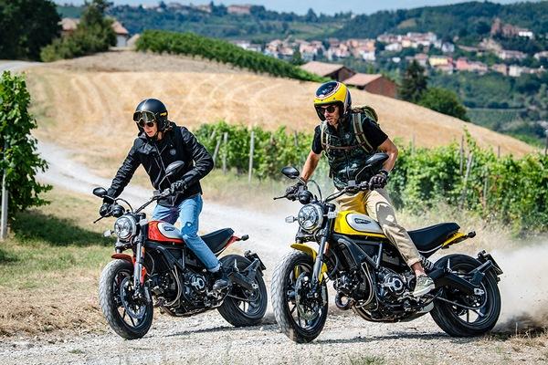 Scrambler Icon: Ducati rinnova la sua moto più venduta
