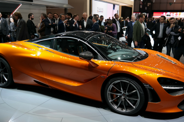 Mc Laren Hurry Magazine