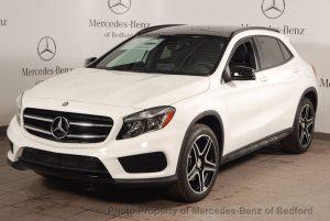 Mercedes GLA Hurry