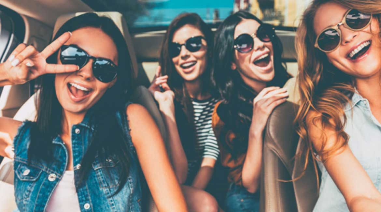 Sei giovani su dieci scelgono l'auto come mezzo primario