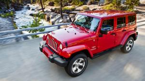 Jeep Wrangler Hurry