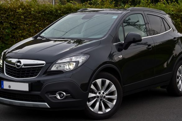 Opel Mokka su Hurry