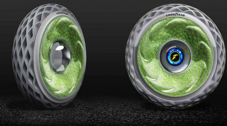 Oxygene: pneumatici rivoluzionari che puliscono l'aria