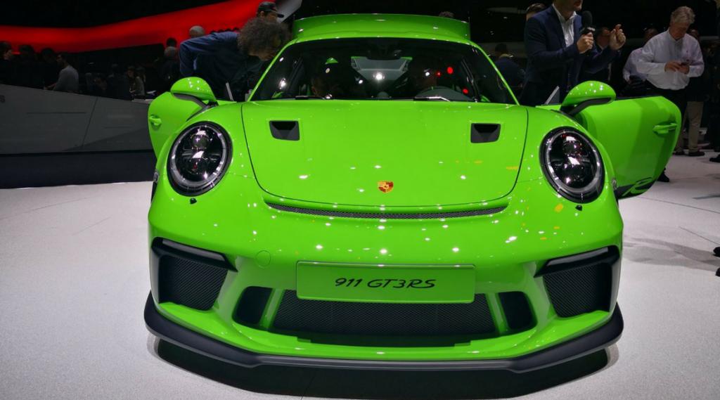 Porsche Ginevra