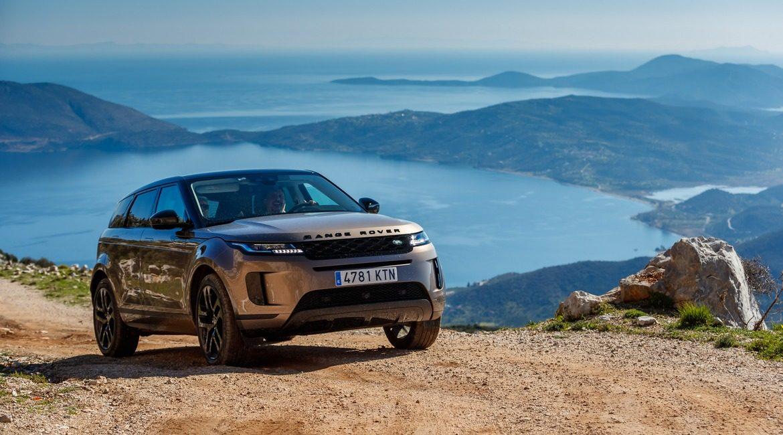 Nuova Range Rover Evoque, tecnologia e grinta urbana