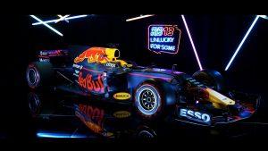 La nuova Red Bull