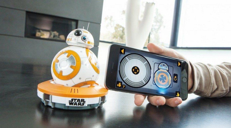 Star Wars II, il gioco più bello è il robot BB-8