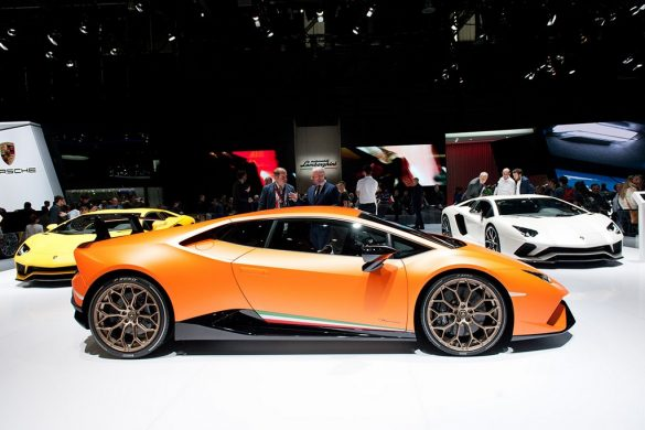 Salone di Ginevra: l'auto fa ancora sognare