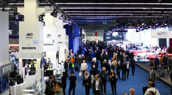 Salone di Francoforte, Francoforte 2017: la rivoluzione elettrica