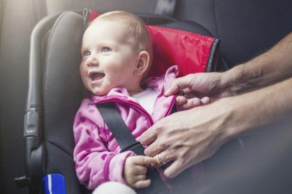 Sicurezza bambini auto