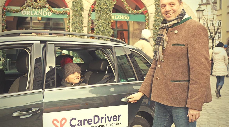 Care Driver: Mary Poppins a quattro ruote