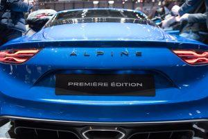 Geneva International Motor Show 2017 - GIMS 2017 - Palexpo