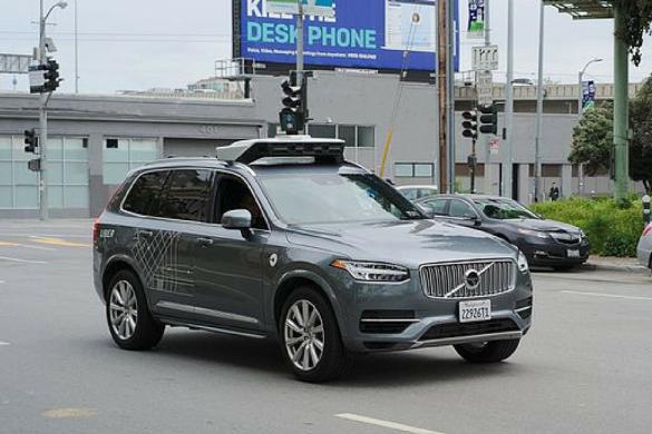 L'auto del futuro fa tappa a Las Vegas