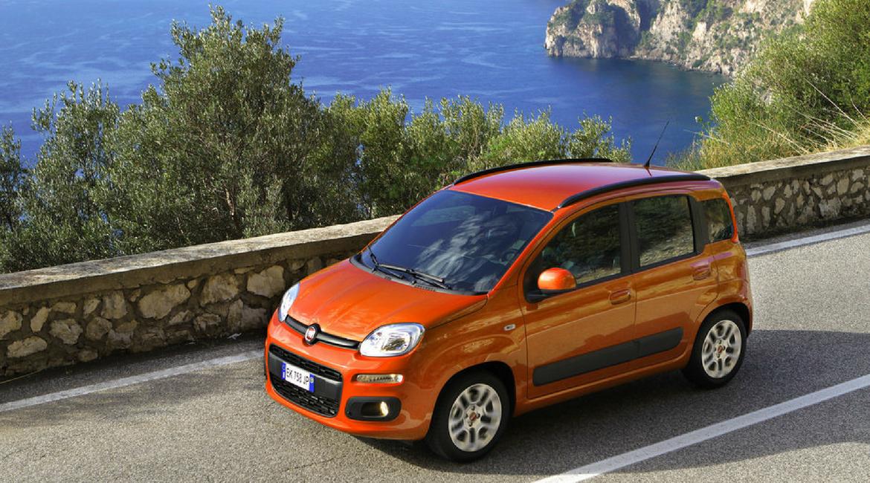 Auto: il mercato cresce. La Panda è la più venduta d'Italia