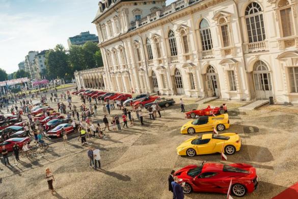 Salone auto Torino