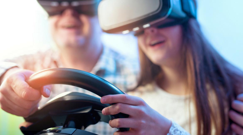 Simulatori di guida tra l'utile e il dilettevole