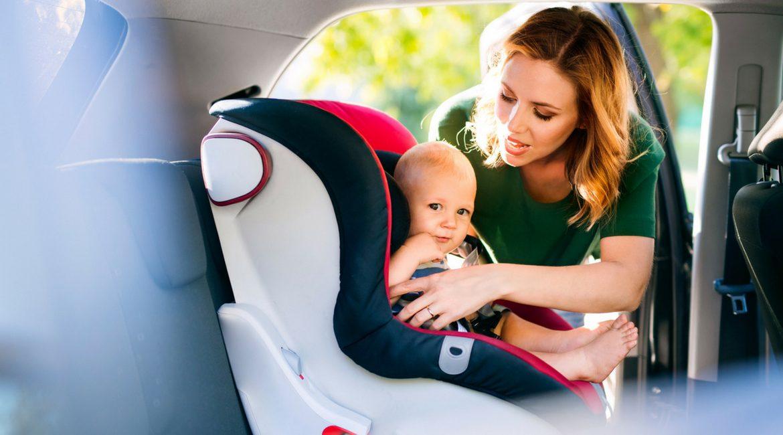 Bebè in auto